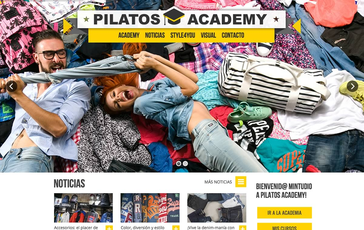 Pilatos Academy