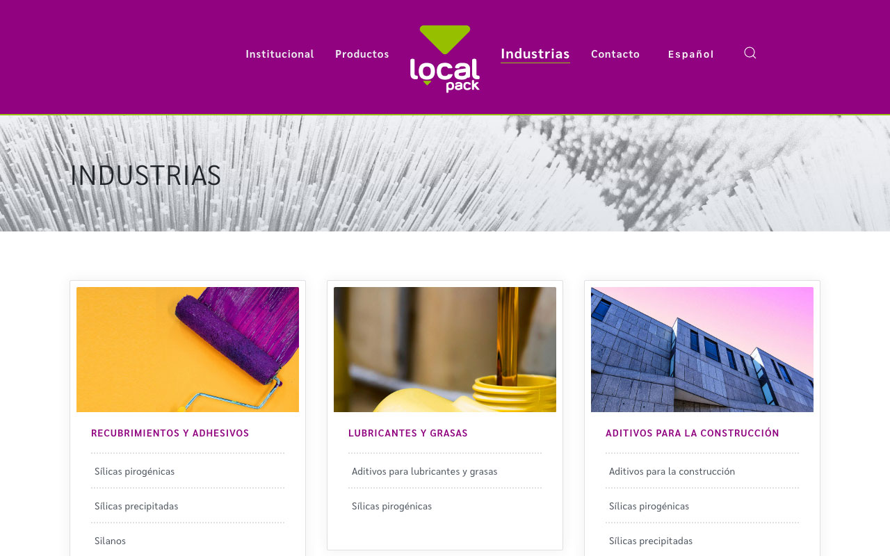 Localpack Industry